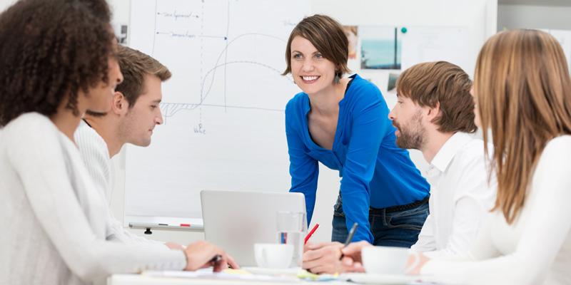 Formation conduite réunion et lancement activité pour petite entreprise, artisan, commerçant